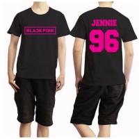 kaos / tshirt BLACKPINK jennie 96