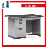 Meja Kantor Alba 401-L