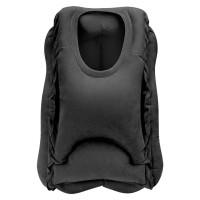 Inflatable Air Cushion Neck Support Pillow Travel Camping Nap - Bantal