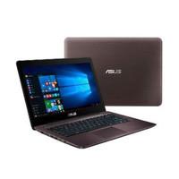 TRAND Asus A456ur core i5-7200/8gb/1tb/14/gt930mx 2gb/win10 ori/resmi