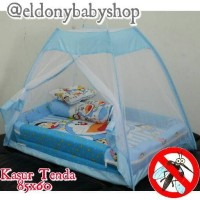 Kasur Kelambu Tenda Doraemon/ kasur bayi bess/bantal guling doraemon