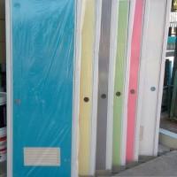 Pintu PVC Kamar Mandi Polos Warna