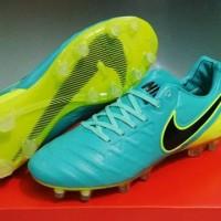 Sepatu Bola / Soccer Nike Tiempo Legend VI Blue Tosca