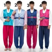hanbok baju tradisional / adat korea laki laki pria (untuk anak)