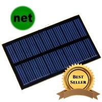Panel Surya / Solar Cell 5 V 1.1 W Tenaga Matahari mini Powerbank DIY