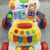 Musical Activity walker 8 in 1 babyelle