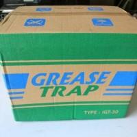 Grease Trap IGT-30 / Penyaring Lemak/ Bak Kontrol
