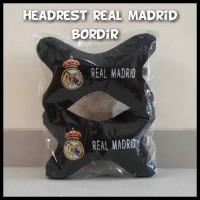 Bantal Jok Mobil Real Madrid