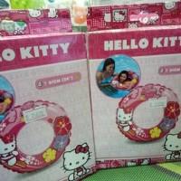 pelampung/Ban renang hello kitty merk intex