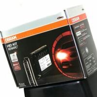 LAMPU HID MOBIL OSRAM XENARC H4 4300K (Osram Genuine)