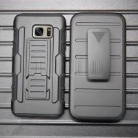 Samsung S7 flat edge soft case back cover casing bumper FUTURE ARMOR