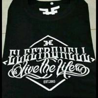 Tshirt-Baju-Kaos ELECTROHELL