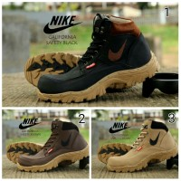 Sepatu Boots Nike California Safety Termurah Promo Hemat