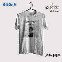 Kaos Justin Bieber Original Gildan - Telenor Arena