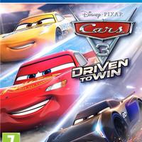 Kaset PS4 Cars 3