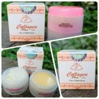 Cream Collagen plus vit C&E day night cream
