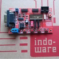 Sistem Minimum Attiny2313 Attiny 2313 Atmel tiny2313 paket dengan chip