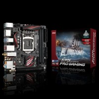 Asus Z170I Pro-Gaming (LGA1151,Z170, DDR4)