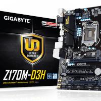 Gigabyte GA-Z170M-D3H (LGA1151, Z170, DDR4)