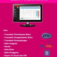 Aplikasi Perpustakaan Berbasis Web dengan Php Mysqli dan Bootstrap