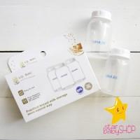 IQ Baby - Botol ASIP Baby 3in1 Botol Penyimpan Asi