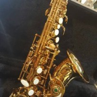 CHATEAU Baby Saxophone Gold