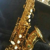 Chateau CCS 22 VLGL Baby Saxophone