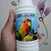 Shampoo Burung Jati Jajar Manjur dan Murah