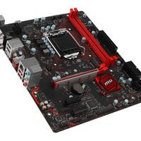 MSI B250M Gaming Pro (LGA1151, B250, DDR4)