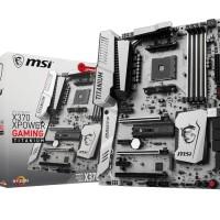 MSI X370 Xpower Gaming Titanium (AM4, AMD Promontory X370, USB3.1)