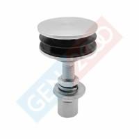 Aksesoris Spider Fitting Routel Penjepit Kaca Glass Clamp Fitting Kaca