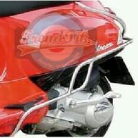Pelindung Body Vespa S/LX /Crashbar /Side Bar /Body Protect Model Ori
