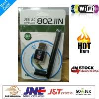 Usb Dongle Wireless Wifi Reciver Usb Adapter 300Mbps Antena