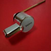Handle / Engkol / Kaitan / Flush Depan untuk closet ToTo