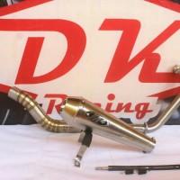 knalpot racing yamaha new vixion m4 high quality