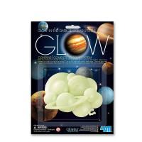 Mainan Edukasi 4M Glow 3D Solar System Educational Toys