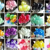 Balon metalic / balon latex / balon metalik / balon karet
