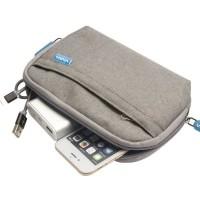 Korean Gadget Wallet VIVAN - Sarung hdd external - Sarung Power Bank