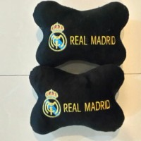 Bantal Mobil Only Club Real Madrid