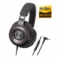 NEW ARRIVAL Audio Technica ATH-WS1100iS  -BSK318