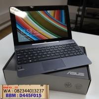 laptop ASUS Transformer Book T100TA-DK046H lengkap dan normal