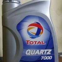 Oli Mesin Mobil Total Quarts7000 10W40 Liter