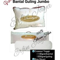 bantal guling tidur jumbo jesselyn gold series