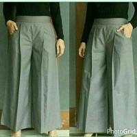 Celana Panjang/Kulot/Pants/Katun Cigarete