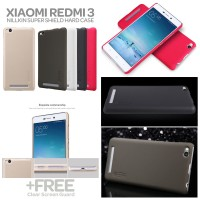 Xiaom RedMi 3X - Nillkin Hard Case Back Cover Sarung Casing Simple