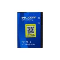 Baterai Blackberry Torch 9800 FS-1 Double IC Wellcomm