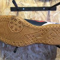 Sepatu futsal joma original Maxima black orange new 201 Limited