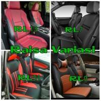 Sarung Jok Mobil Rush 2013 ( 2 Baris )