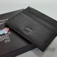 CARD HOLDER DOMPET KARTU KULIT Braun Buffel CC03 - Slim