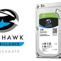 Seagate SKYHAWK HDD 3.5 1TB HARD DISK INTERNAL CCTV-Garansi 3 tahun